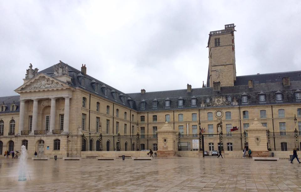 Palace of the Dukes Burgundy - Most Famous Monuments Dijon
