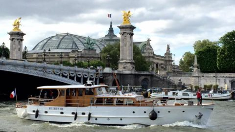 Paris By Boat