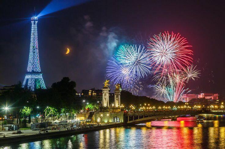Paris France Guide