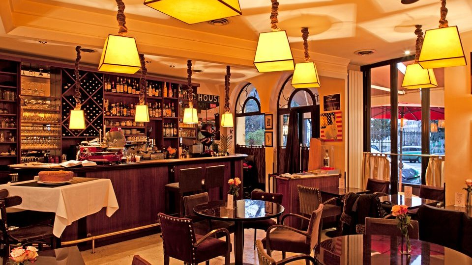Parijs Restaurantgids