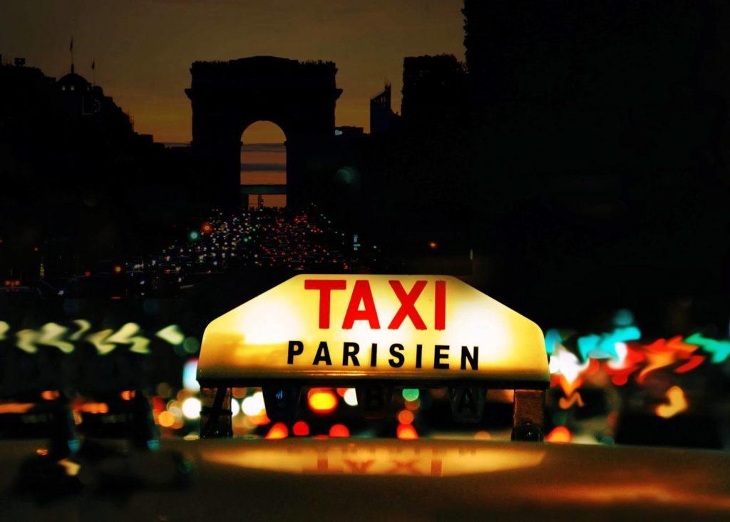 Paris Taxi Tips