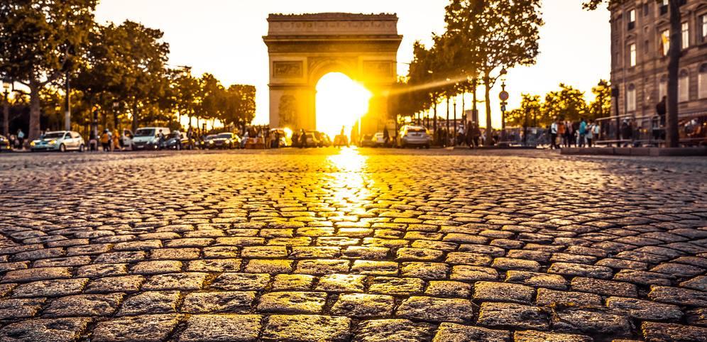 Paris and Madrid Travel