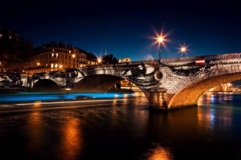 Pont Marie, Parijs, Frankrijk