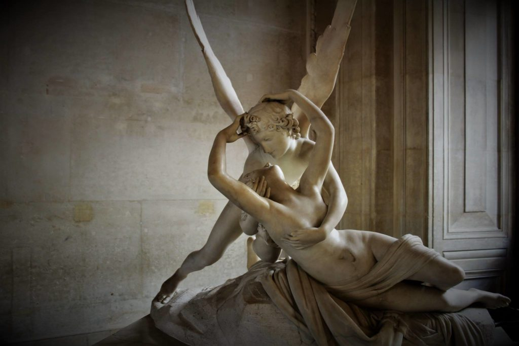 Psyche Revived by Cupid