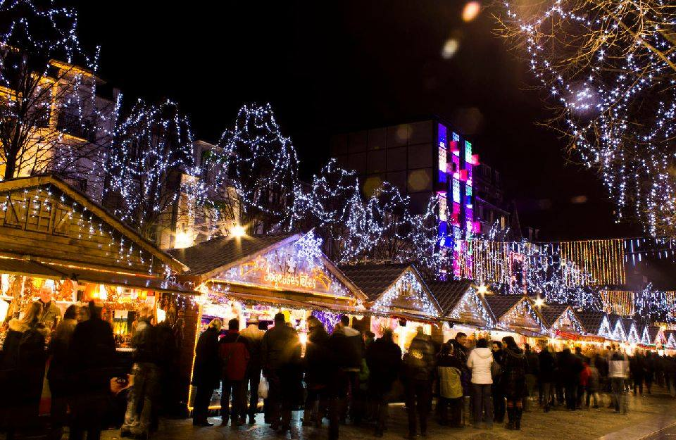 Reims Christmas Market