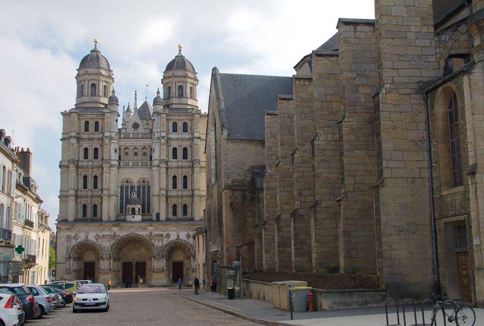 Saint Michel Cathedral of Dijon