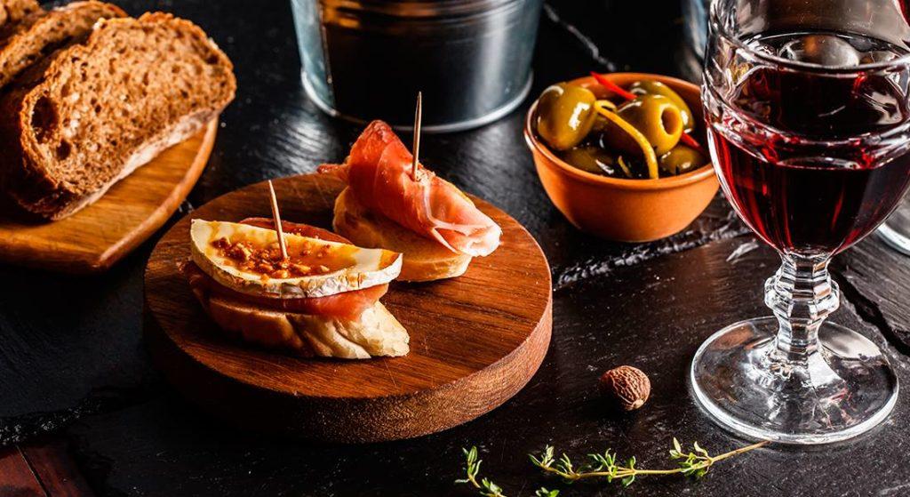 Spaans eten in Frankrijk