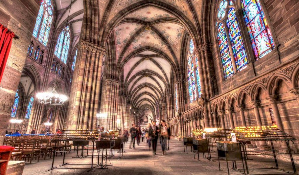 Strasbourg Cathedral Monument