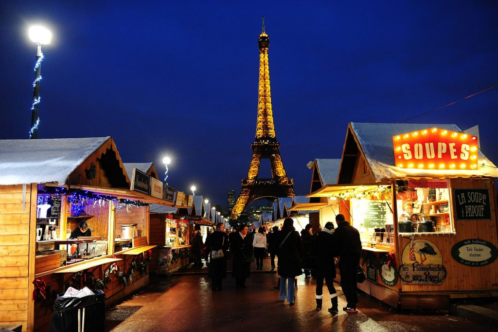 The Best Christmas Markets In Paris, France