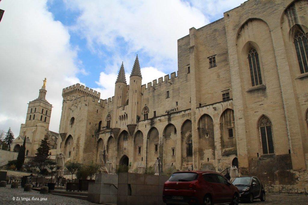 The Most Famous Monuments In Avignon - Le Palais des Papes