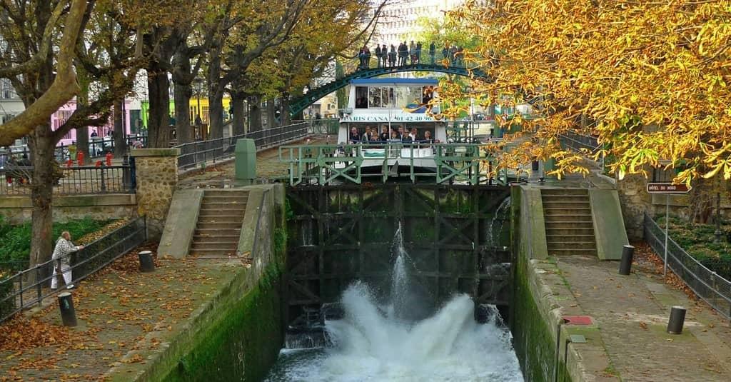 Top Paris Canal Cruises
