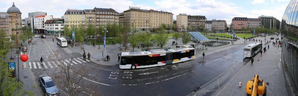 Transportation Travel Guide Strasbourg