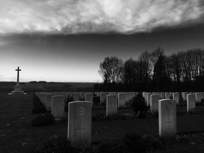 Visit the Somme Battlefields