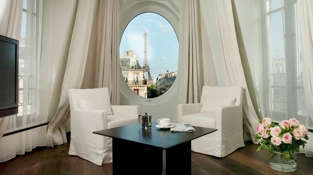 Wat is de beste plek om te verblijven in Parijs