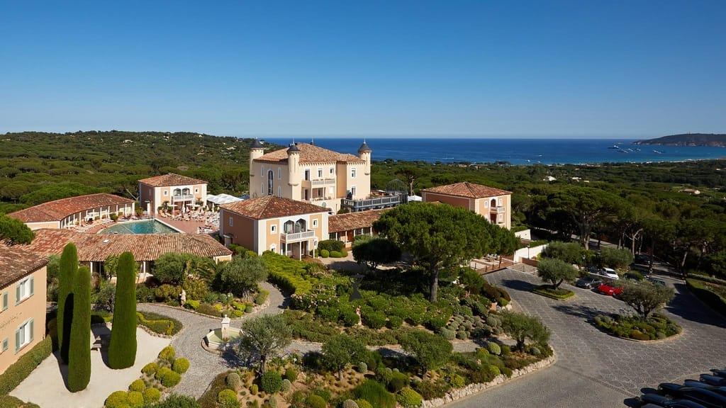 All-Inclusive Resorts in Saint-Tropez - Château de la Messardière