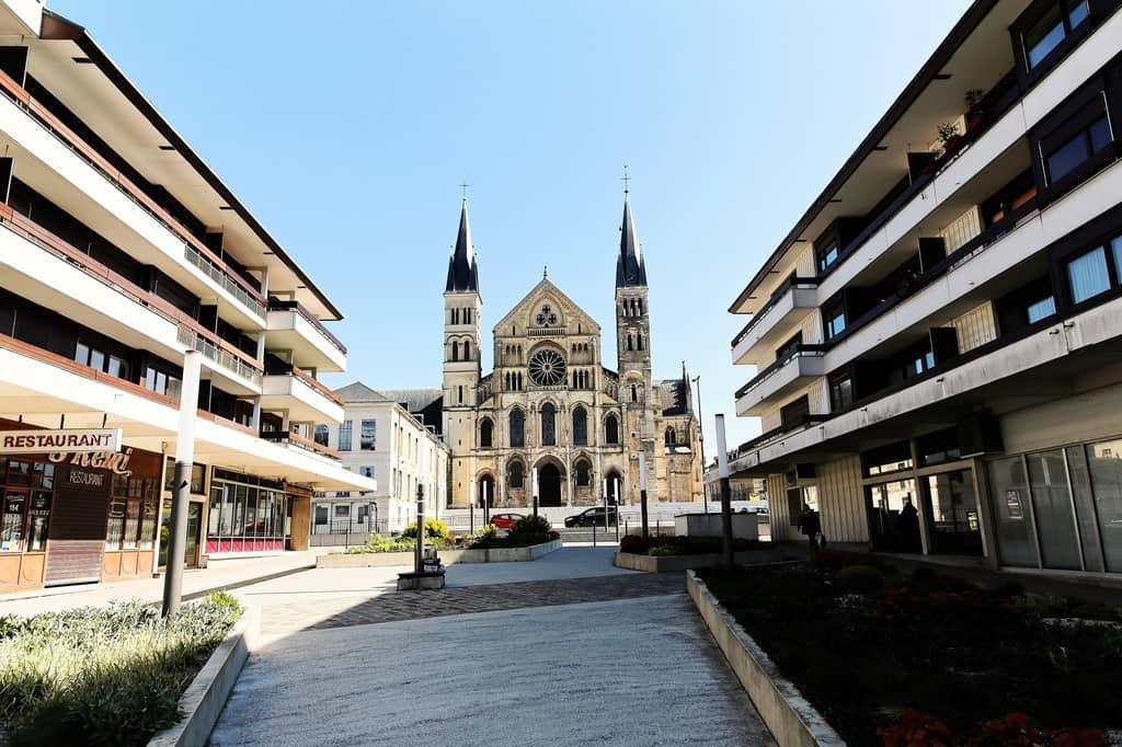 Basilique Saint-Remi Reims France