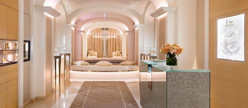 Best Spa Hotels in Paris - Dior Institut Paris Hotel Plaza Athénée