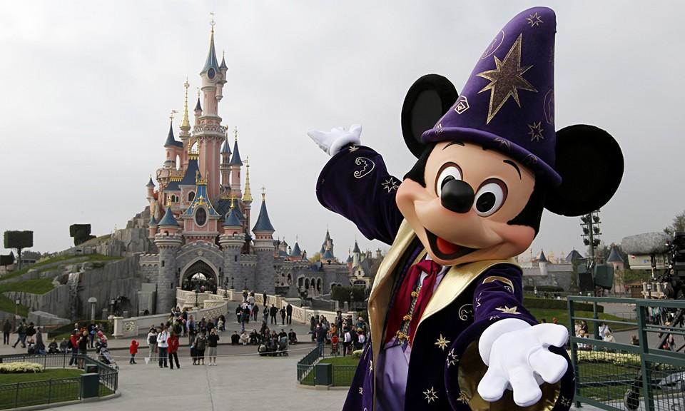 Best Themed Resort in France - Disneyland Paris