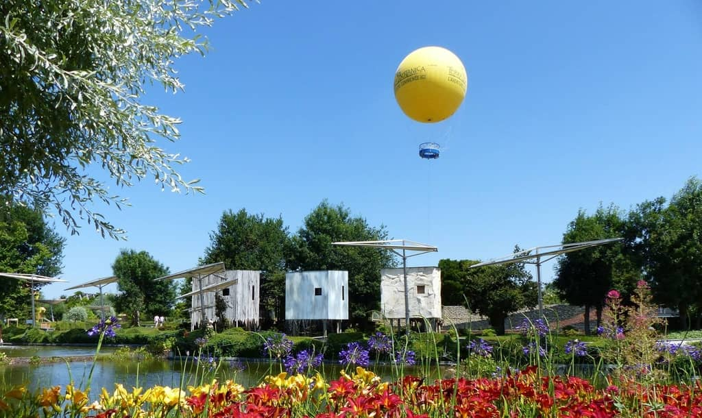 Best Themed Resorts in France - Terra Botanica