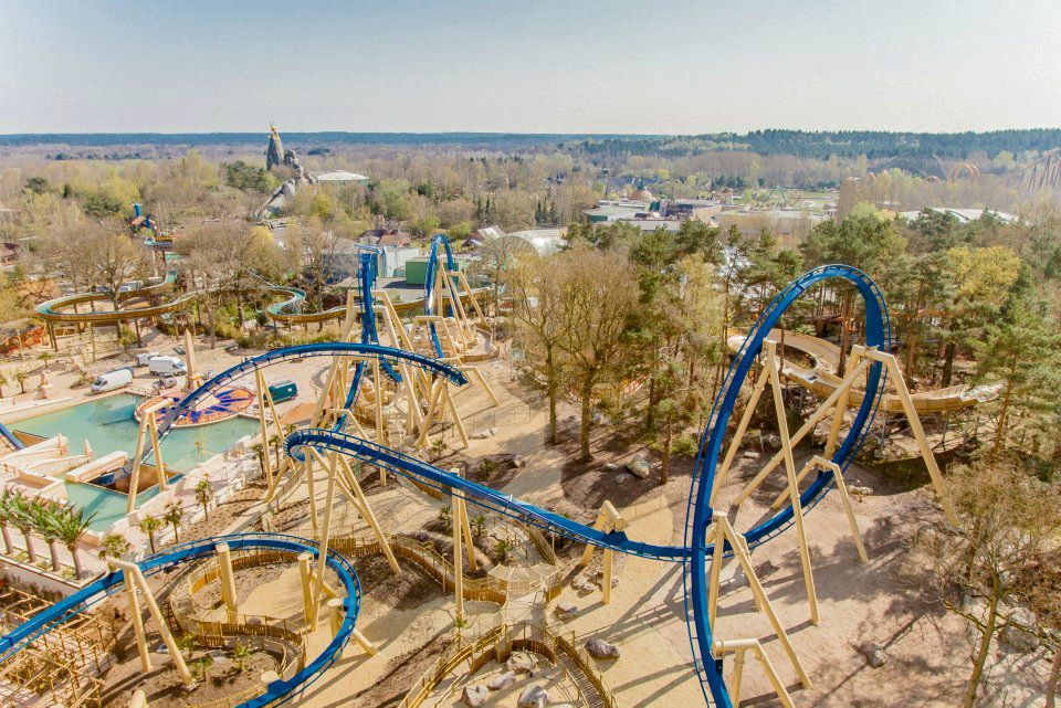 Best Themed Resorts to Visit in France - Parc Asterix