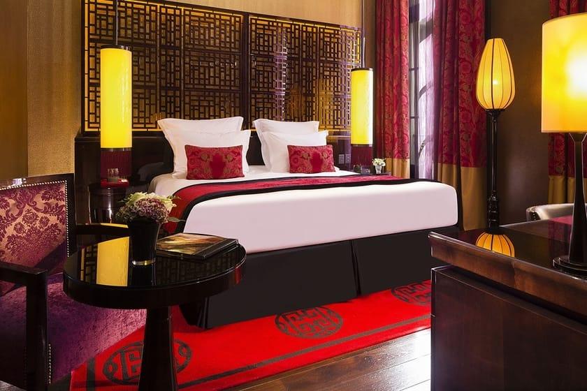 Buddha-Bar Chinese Themed Hotel Paris