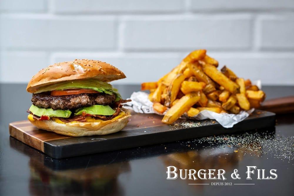 Burger & Fils - Paris, France
