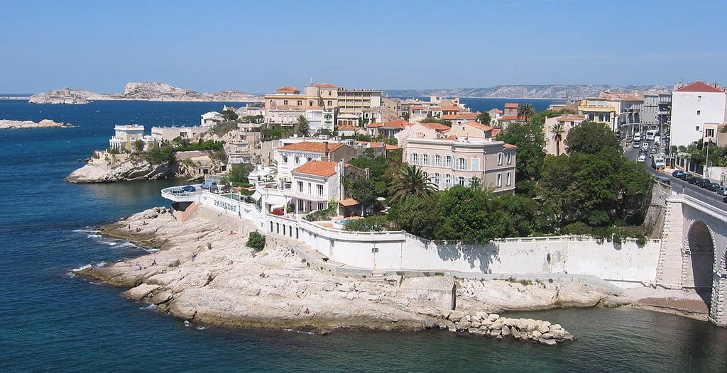 Cheap Places to Visit - Marseille, France
