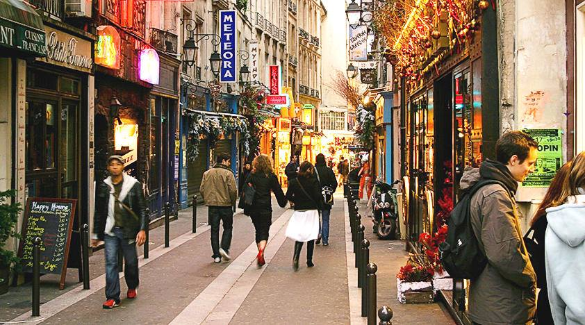 Cheap Things to Do - Walking in France