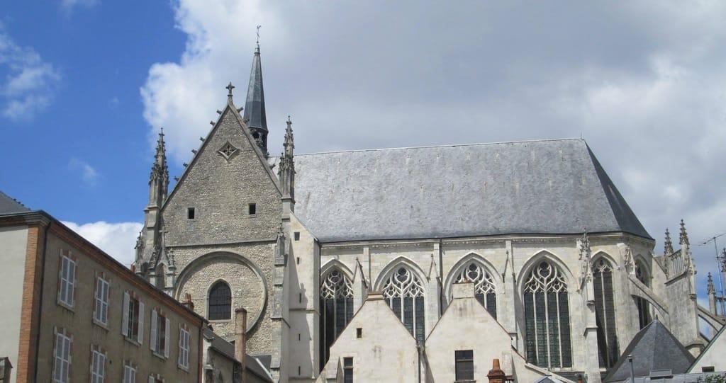 Collégiale Saint-Aignan d