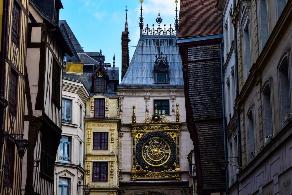 Crime in Rouen
