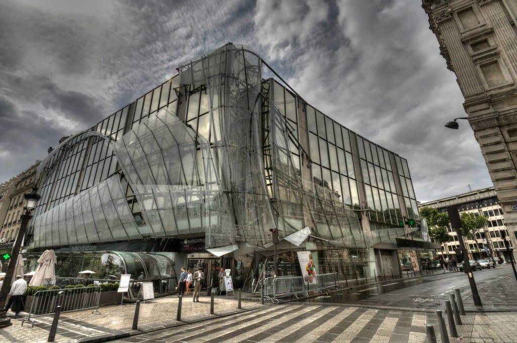 Drugstore Publicis Cafe, Paris