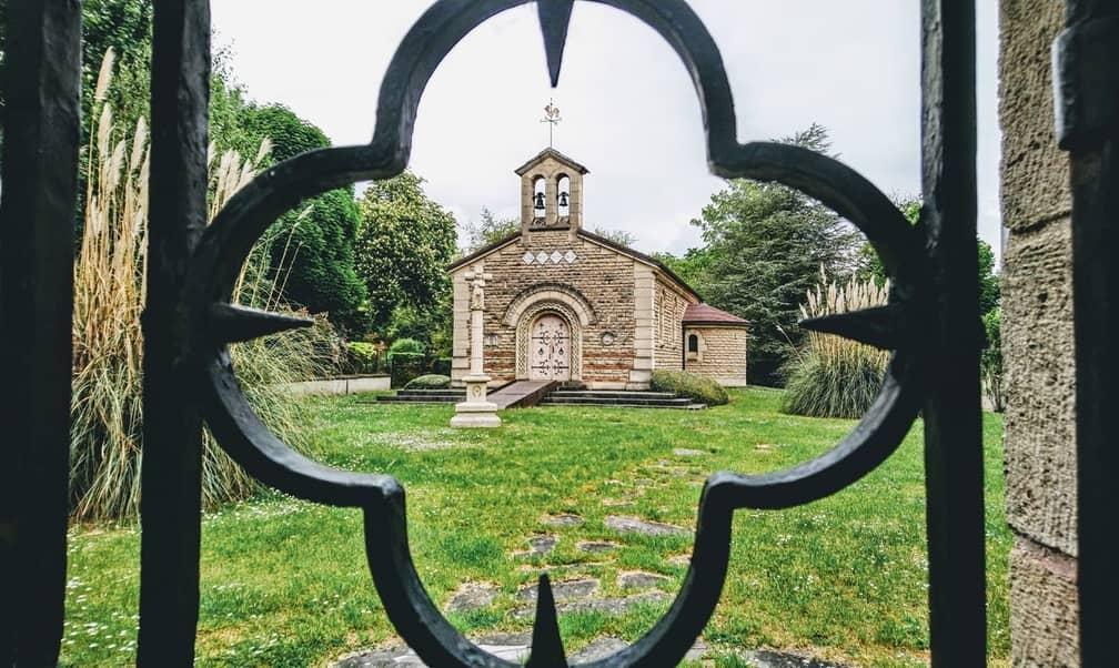 Foujita Chapel in Reims