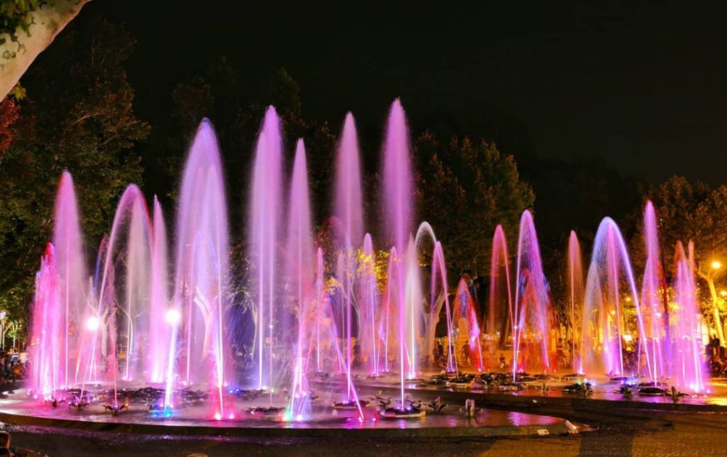 Fountains to Visit in Perpignan