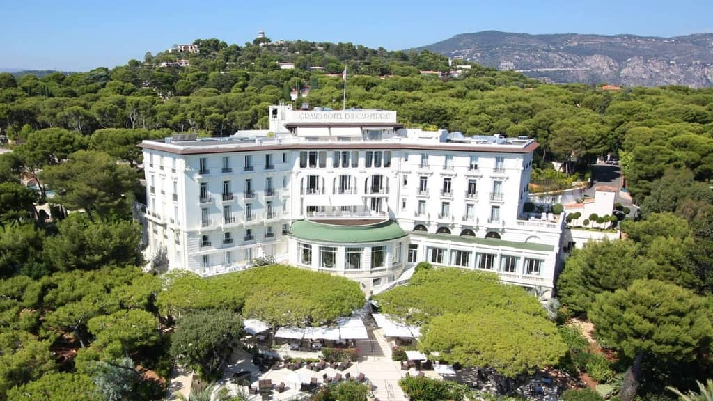 Grand Hotel du Cap-Ferrat, French Riviera