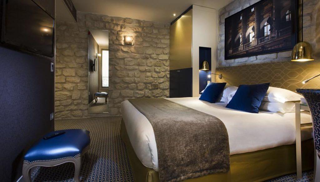 Hotel Atmospheres Paris, France