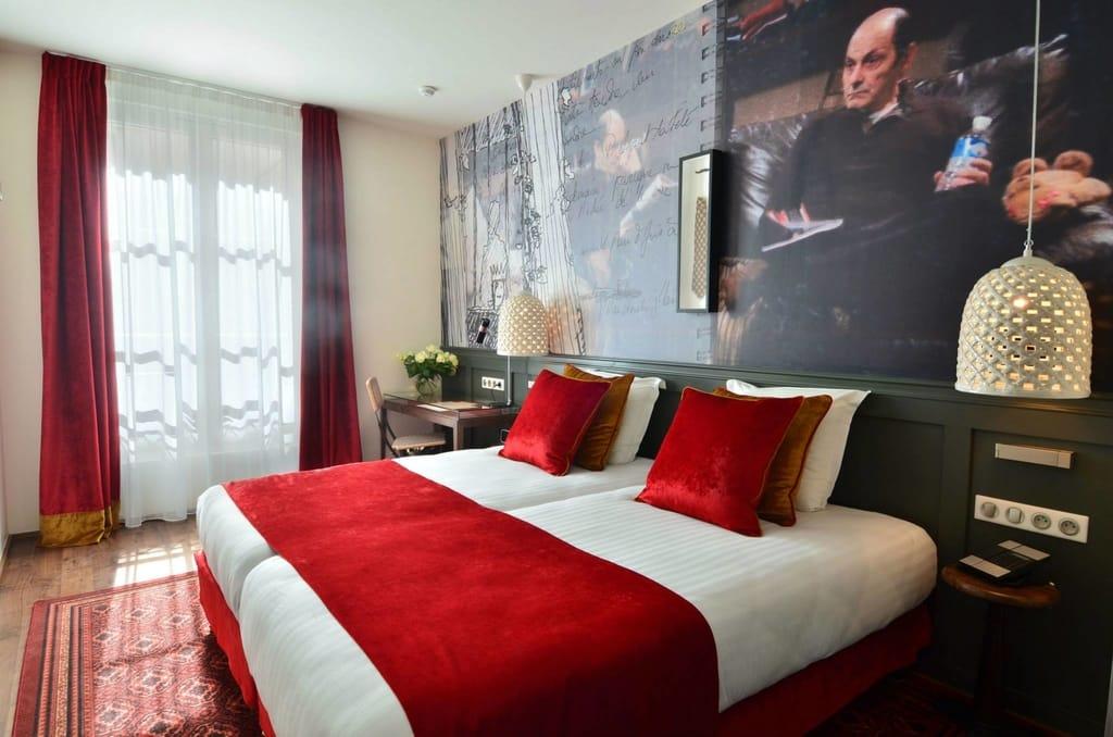 Hôtel Le 123 Sébastopol - Cheap Themed Hotel in France