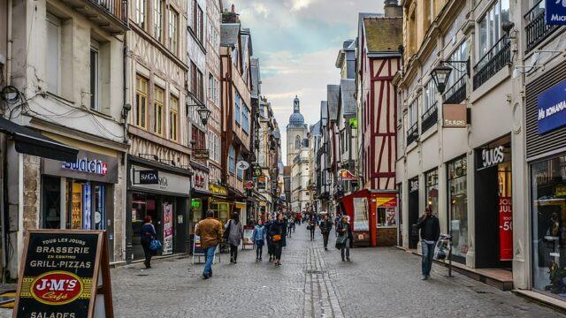 Is Rouen Safe?