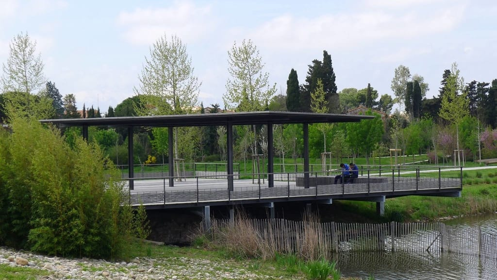 Jardin de Sant Vicens Perpignan