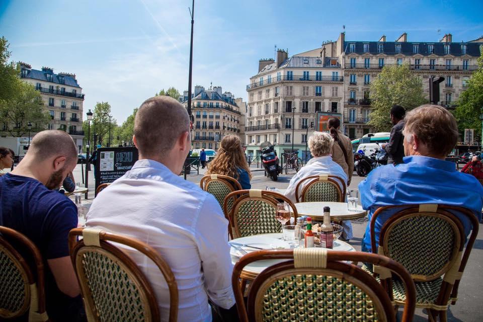 Le Buffet de la Gare Most Famous Cafes in Paris