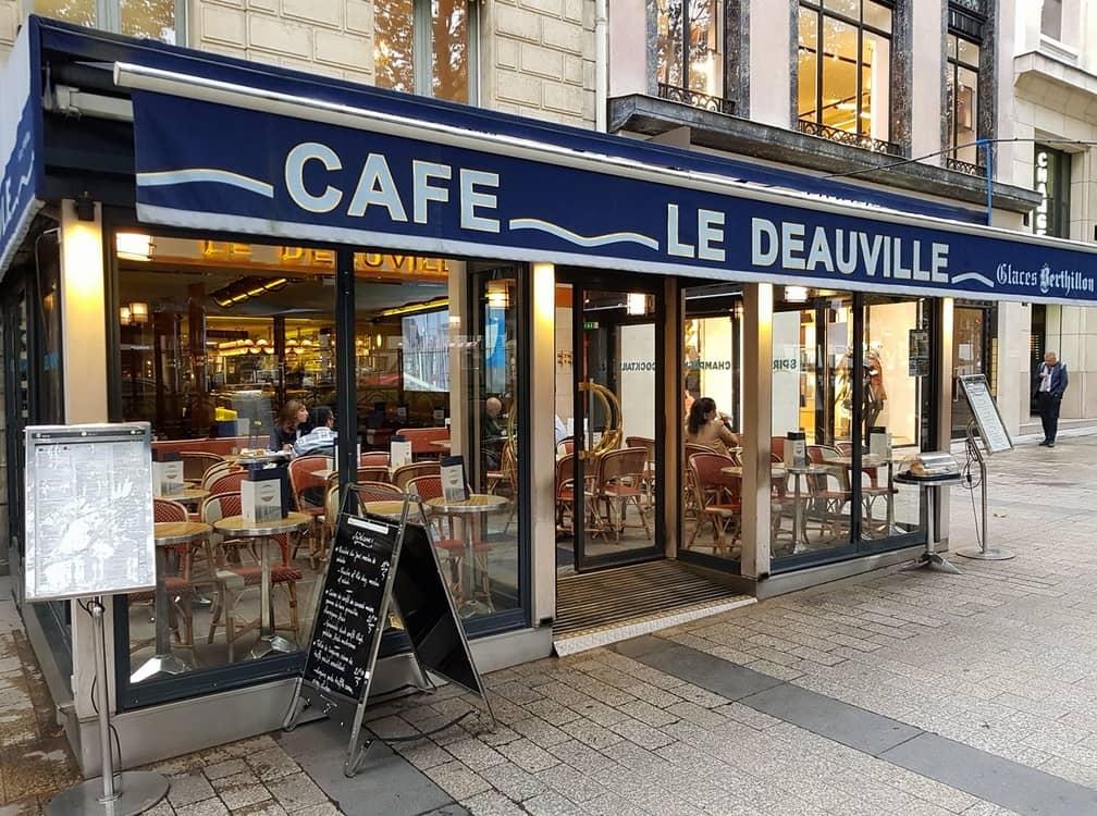 Le Deauville Cafe Paris