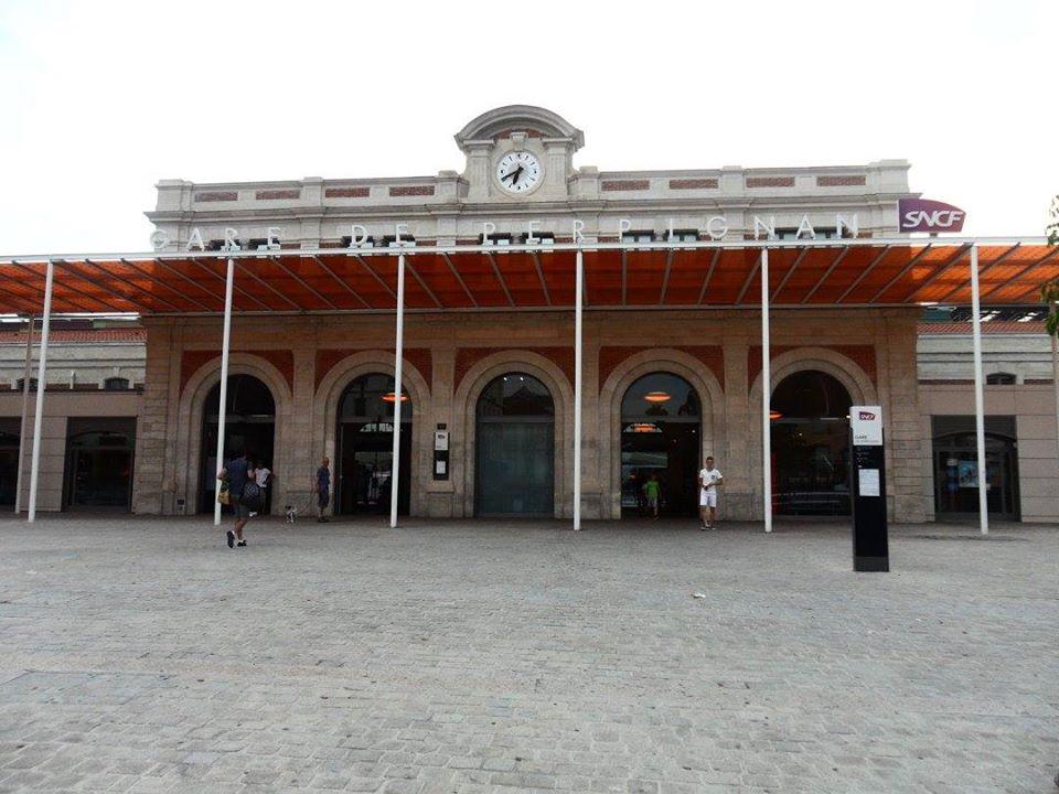 Le Gare de Perpignan