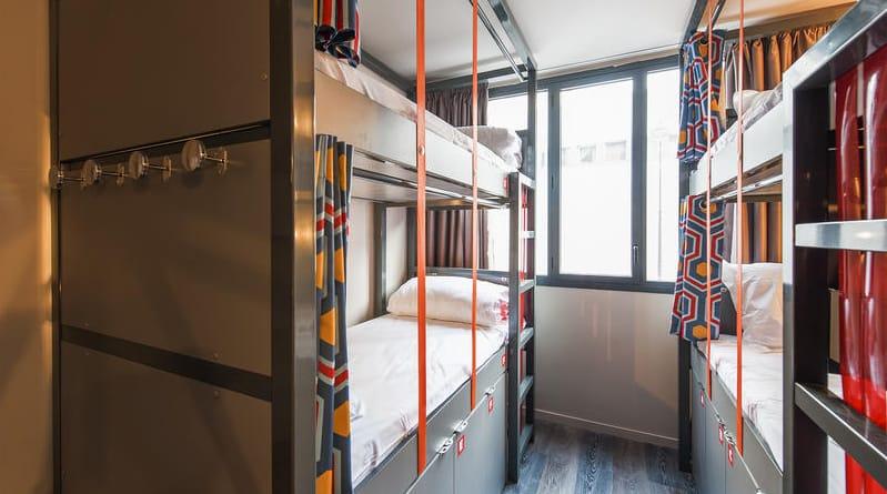 Les Piaules - Beste en goedkoopste hostels in Parijs