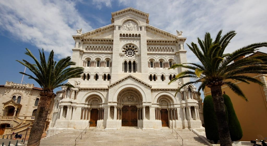Monaco Must-See Cathedral