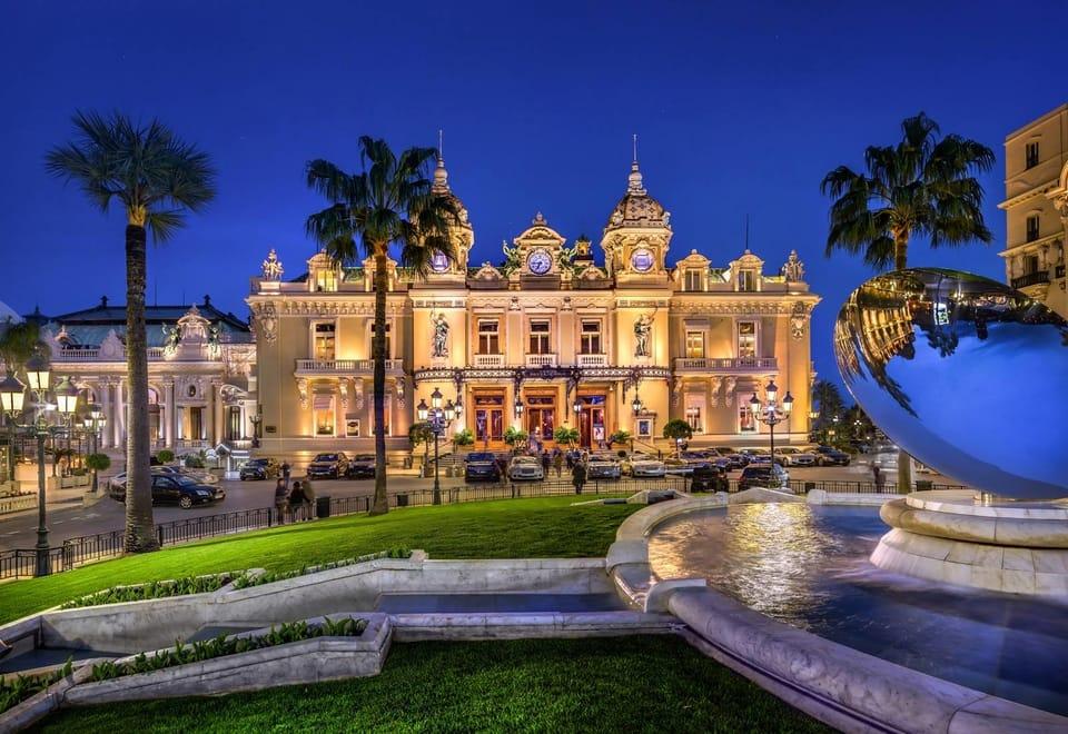 Monte Carlo Casino - Is Monaco Worth It