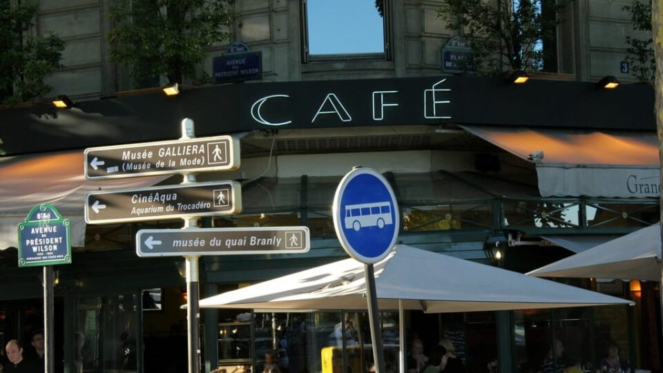 Most Beautiful Cafes in Paris