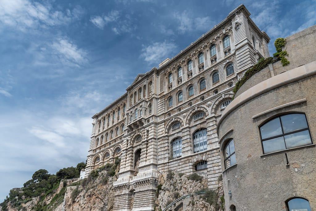 Musée Oceanographique de Monaco