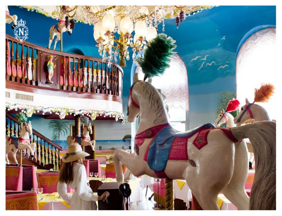 Negresco Themed Hotel - Nice, France