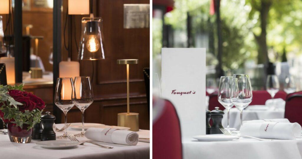 Restaurant Fouquet