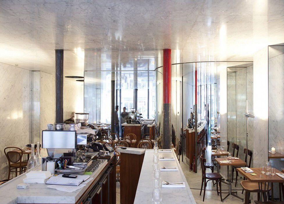 Restaurant Le Dauphin Paris