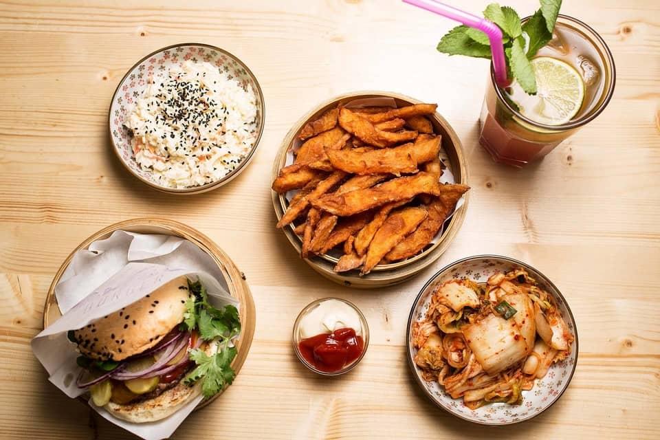 Shiso Burger Paris